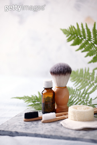 Eco friendly cosmetic products