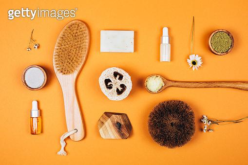 Natural zero waste cosmetics