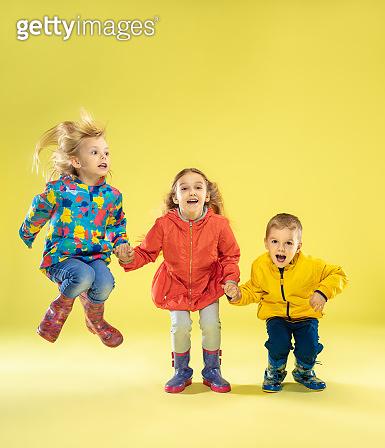 Autumn fashion for kids