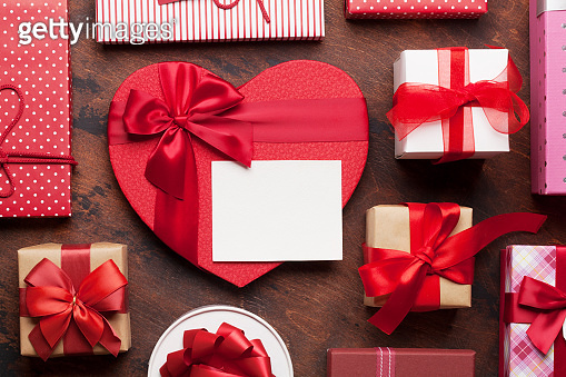 Valentine's gift boxes