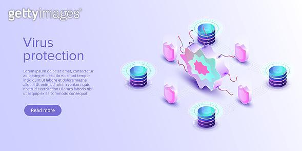 Web layout template