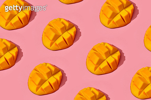 Colorful fruit pattern