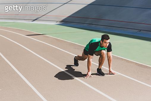 Race sportsman