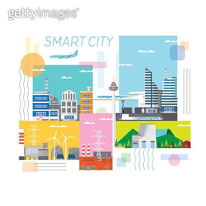 Smart city - Energy