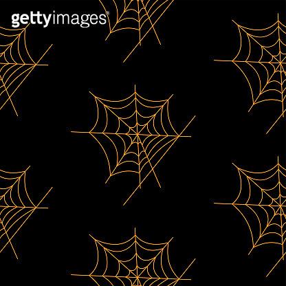 Hallowwen seamless vector pattern