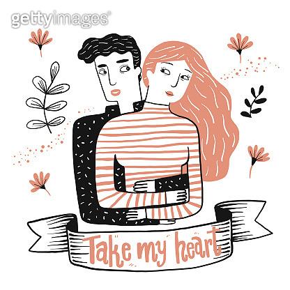 Doodle style illustration