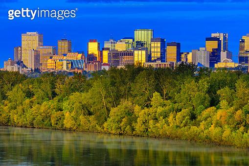 City of Edmonton in Alberta Canada