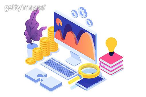 Online isometric concept