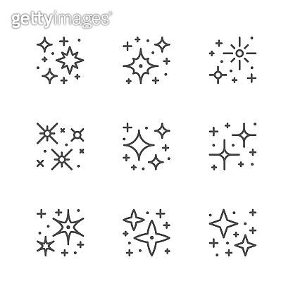 Star & snowflake icon