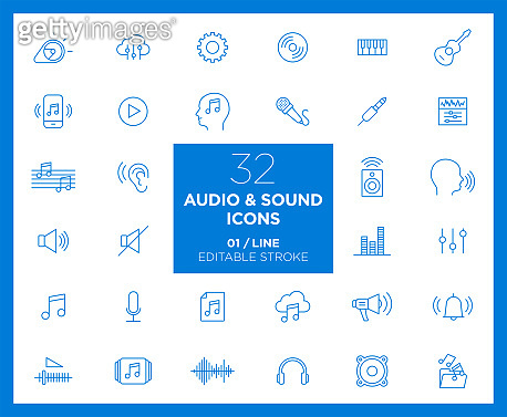 32 icon set