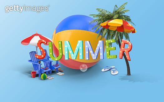 Summer Concept Texts