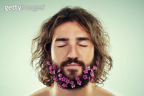 꽃을 사랑한 남자