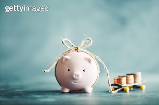 Little piggy bank
