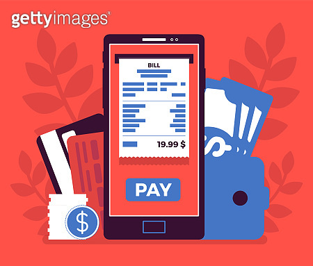 Mobile payment money