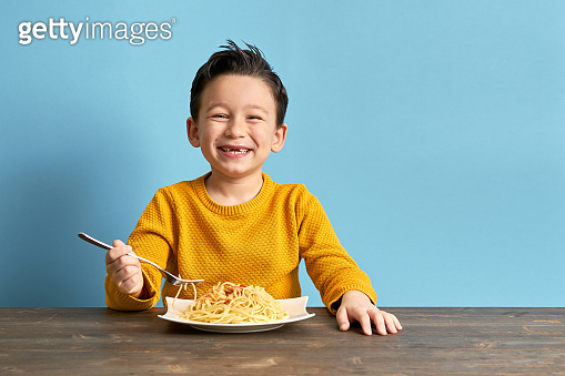 Child is eating french fries