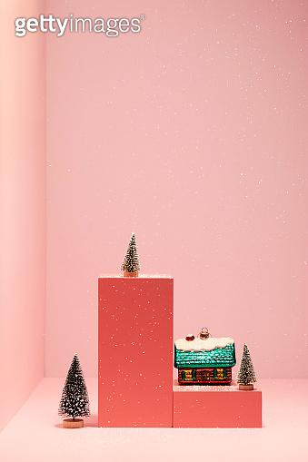 Mini Christmas concept
