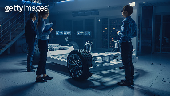 Automobile Design Engineers