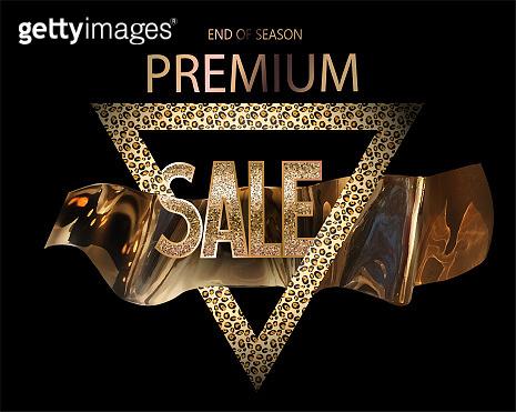 Premium sale banner
