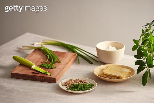 Wonton ingredients