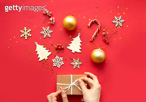Christmas accessories and decorations