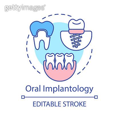 Dental concept icon