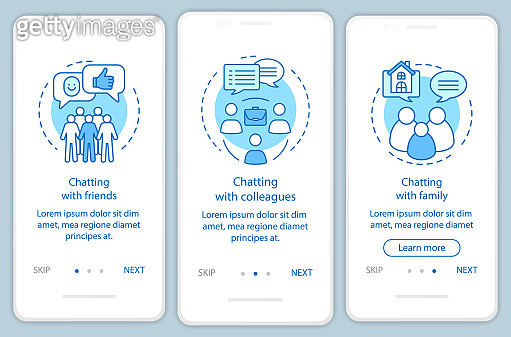 App page screen