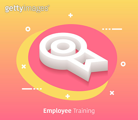 Isometric Icon Design