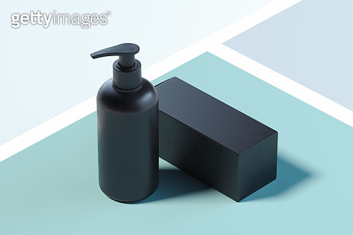 Beauty product package