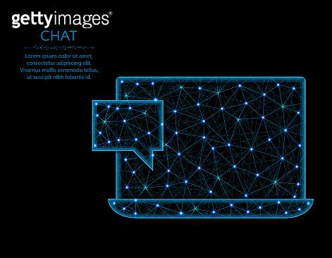 polygonal vector illustration