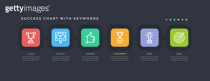 Keywords with Icons