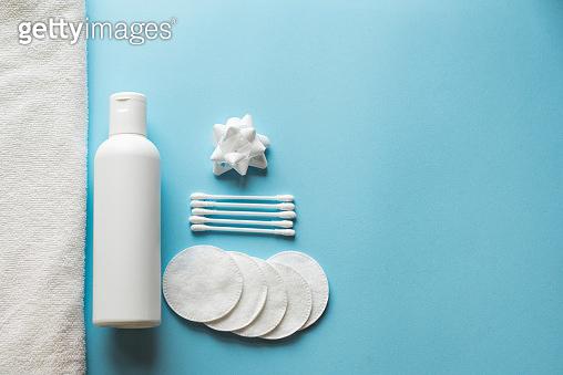 Body skin care concept