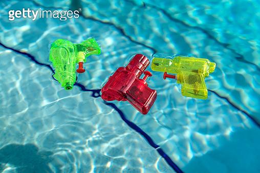 Water fun pistols