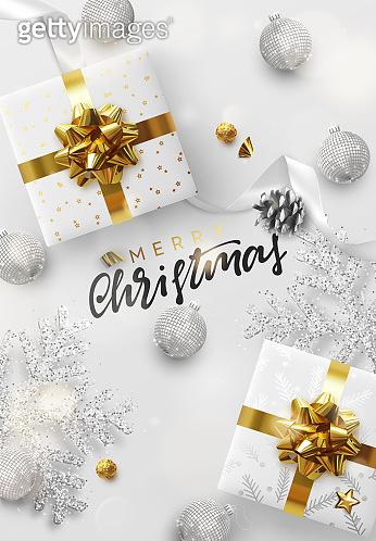 크리스마스 화이트 배경