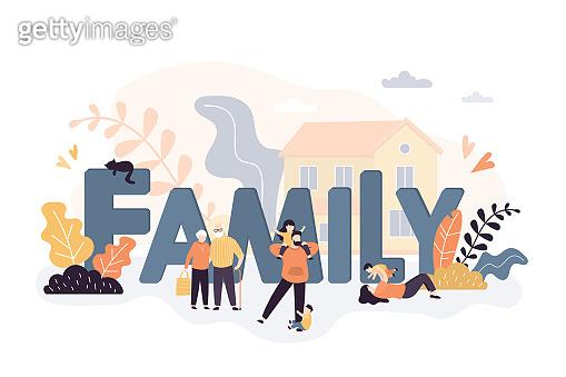 행복한 가정