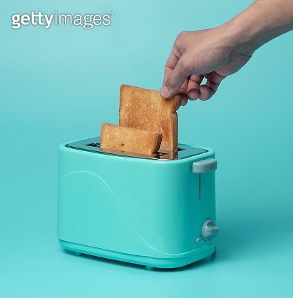 토스트 기계