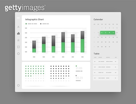 Wireframes screens