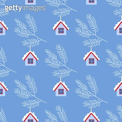 겨울 패턴