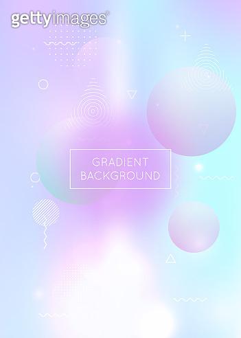 holographic fluid gradient