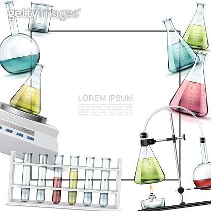 Realistic Laboratory Elements