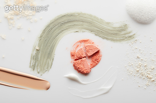 Cosmetic texture