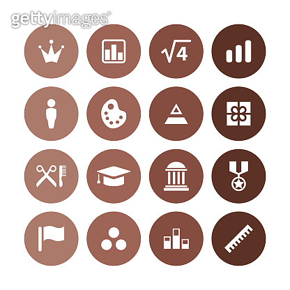 Icons for mobile and web
