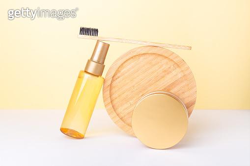 Organic oil cosmetics