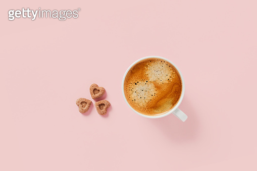 Morning coffee composition
