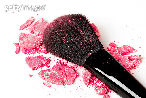 Crushed make-up