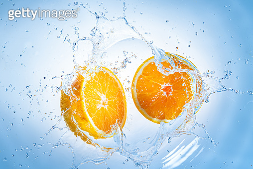 신선한 과일 광고 컷