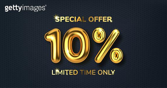 Discount promotion sale