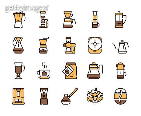 커피 아이콘