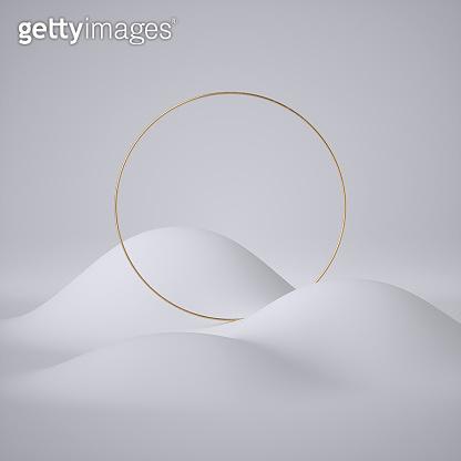 white 3d background