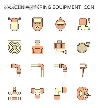 Equipment icons