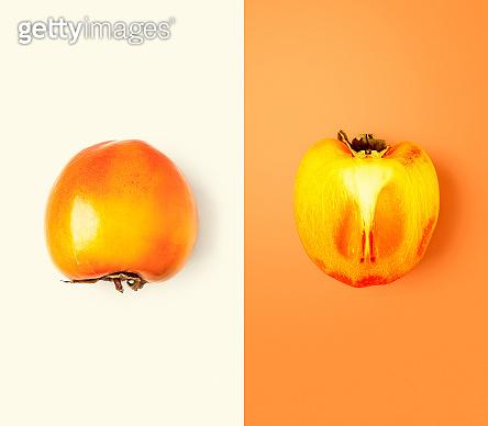 반전 과일 단면컷